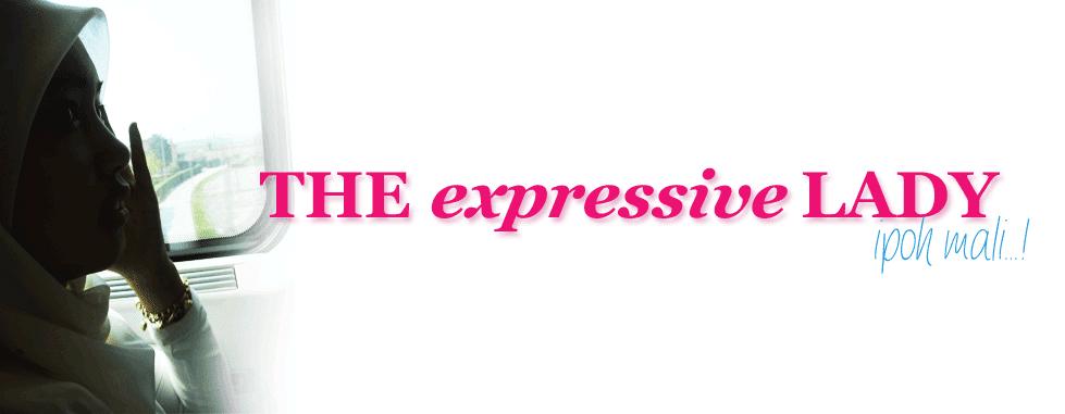 THE <i>expressive</i> LADY