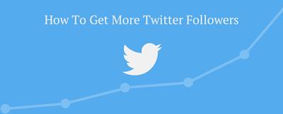 Cara Mudah Menambah Follower di Twitter Dengan Simpel
