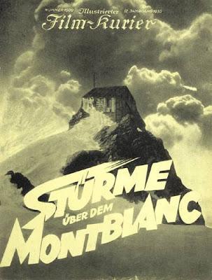 Stürme über dem Montblanc la primera película con efectos sonoros creados con el Trautonium