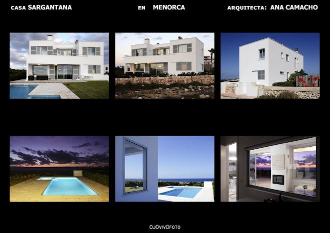 casa SARGANTANA-Menorca