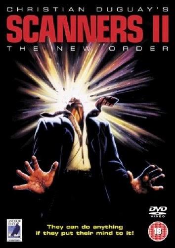 Ver Scanners 2: El nuevo orden (1991) Online