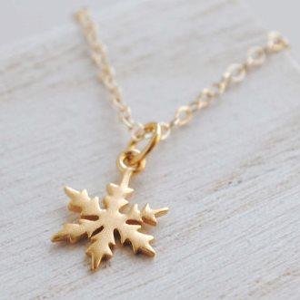 �� Snowflake Jewelry ��