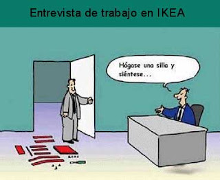 Chistes sobre Ikea