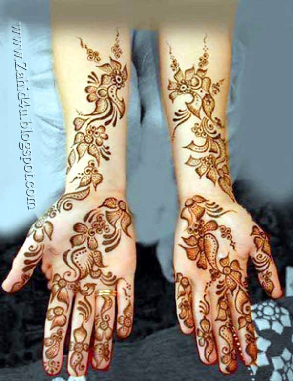 Mehndi Hairstyles Images : Urdu design poetry