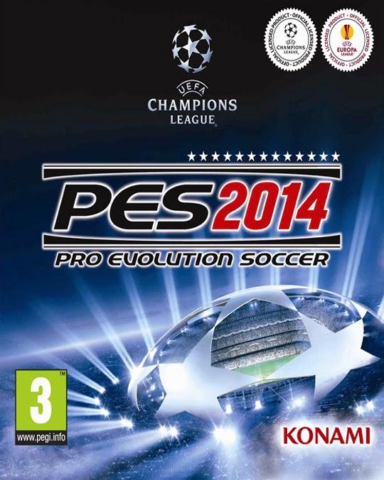 Pro Evolution Soccer 2014 RELOADED Full Torrent İndir