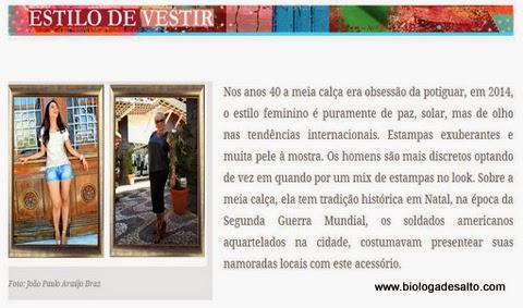 Natal no portal fashion culture brasil
