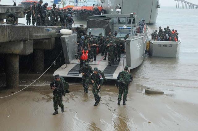 TNI AL Pertimbangkan Untuk Tingkatkan Status Pangkalan Sangatta