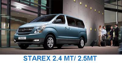 HYUNDAI STAREX 2.5MT