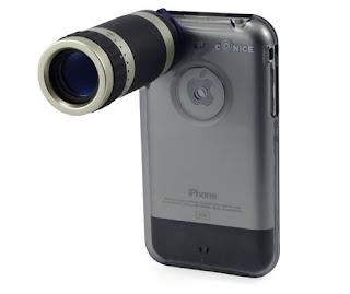camara del iPhone