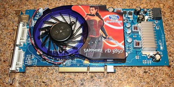 Radeon HD3850 AGP