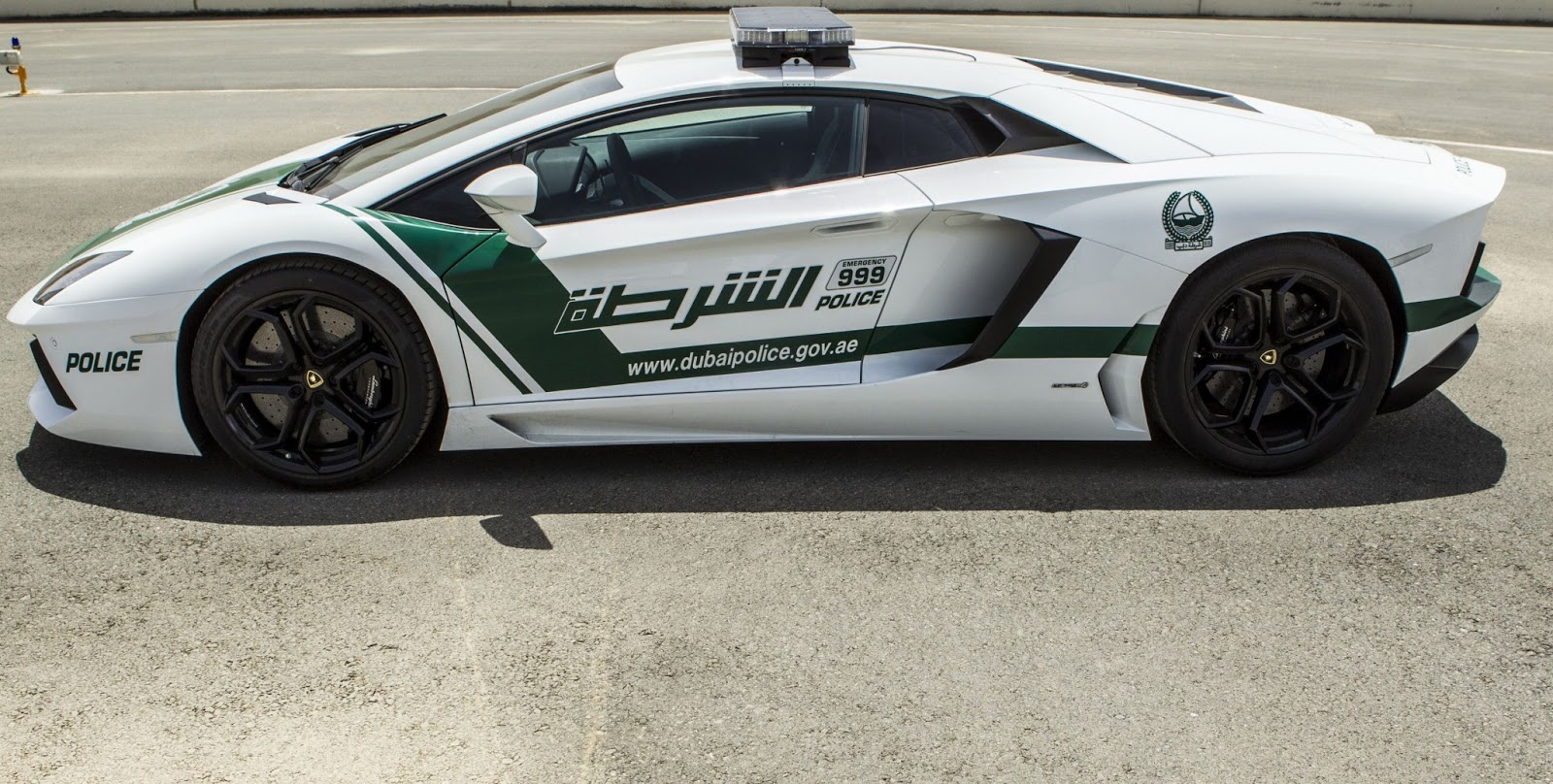 Cars News And Images Dubai Police Buy Lamborghini