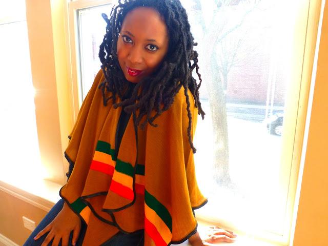 Ethiopian cape