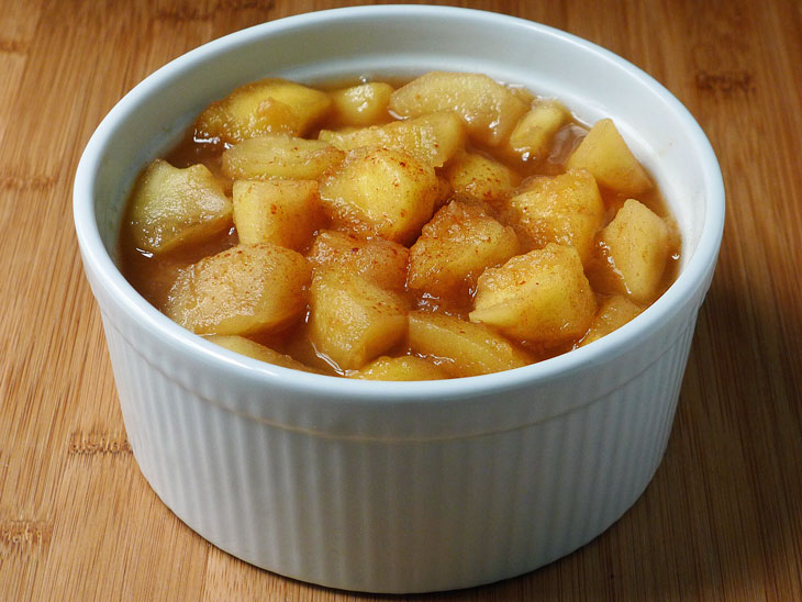 Stewed Apples – Cooked From the Heart