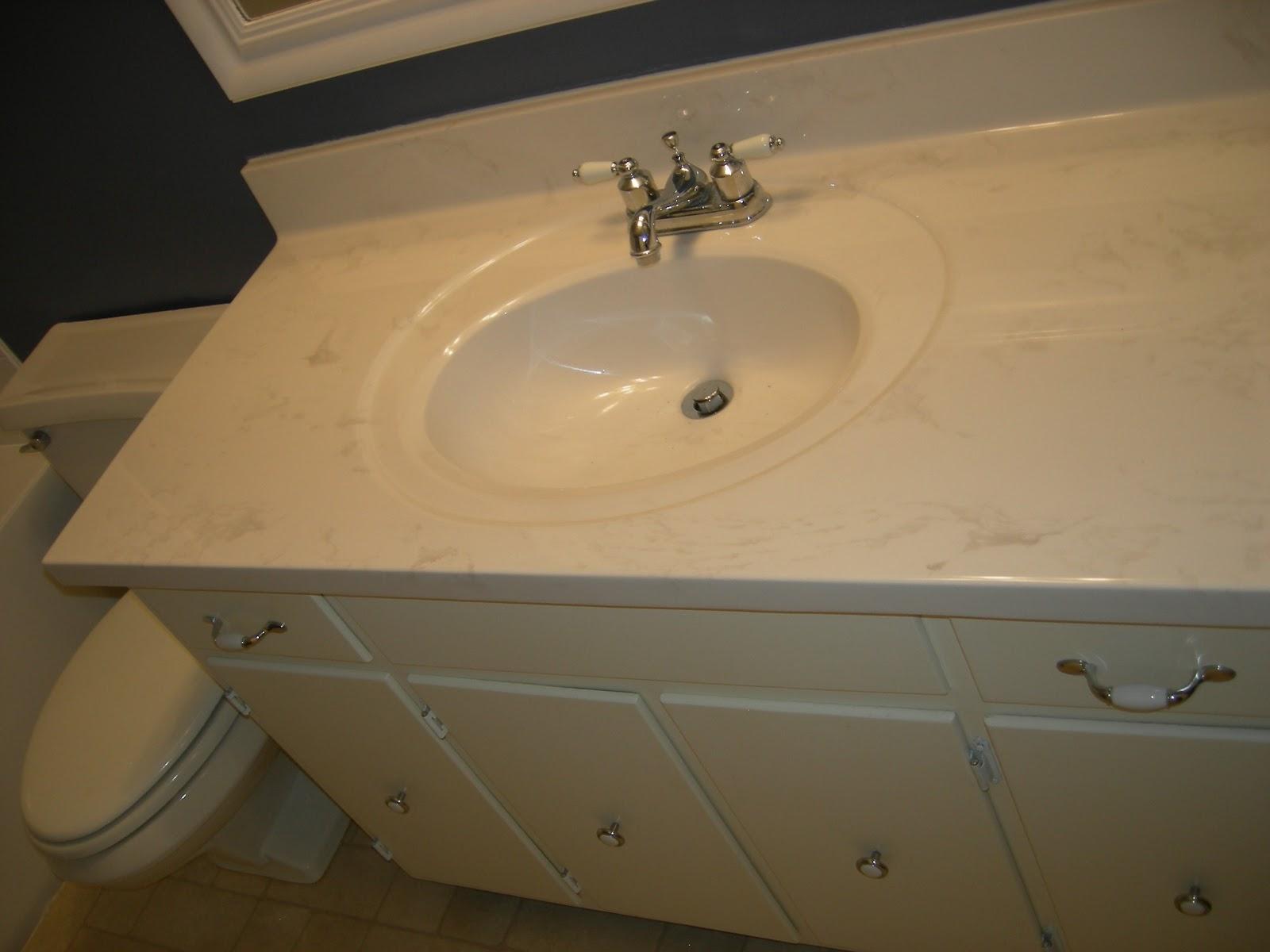 Vanity tops c d cultured marble inc - Cultured marble bathroom vanity tops ...