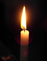 candle for condolences