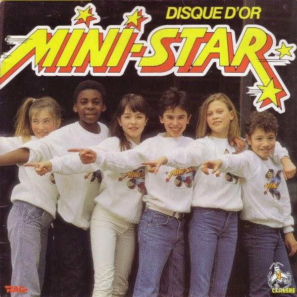 les mini stars retour dans les eighties