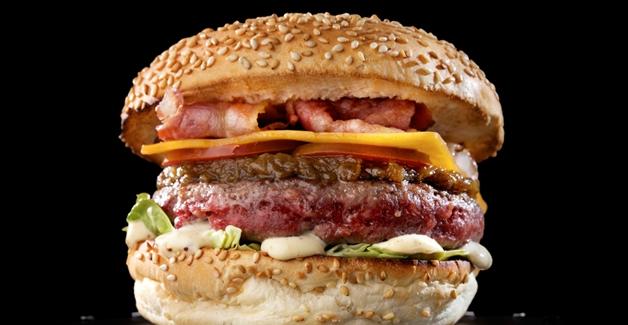 Santa burg hamburguesa