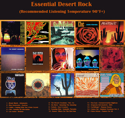 Essential Desert Rock