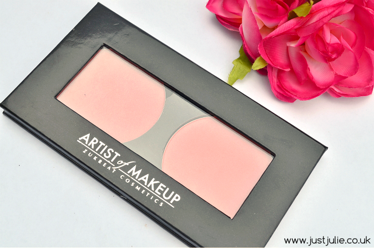 Artist of Makeup Zukreat Cosmetics HD Blusher Review
