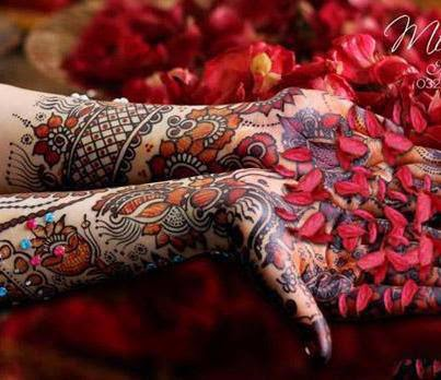 mahendi design wallpaper