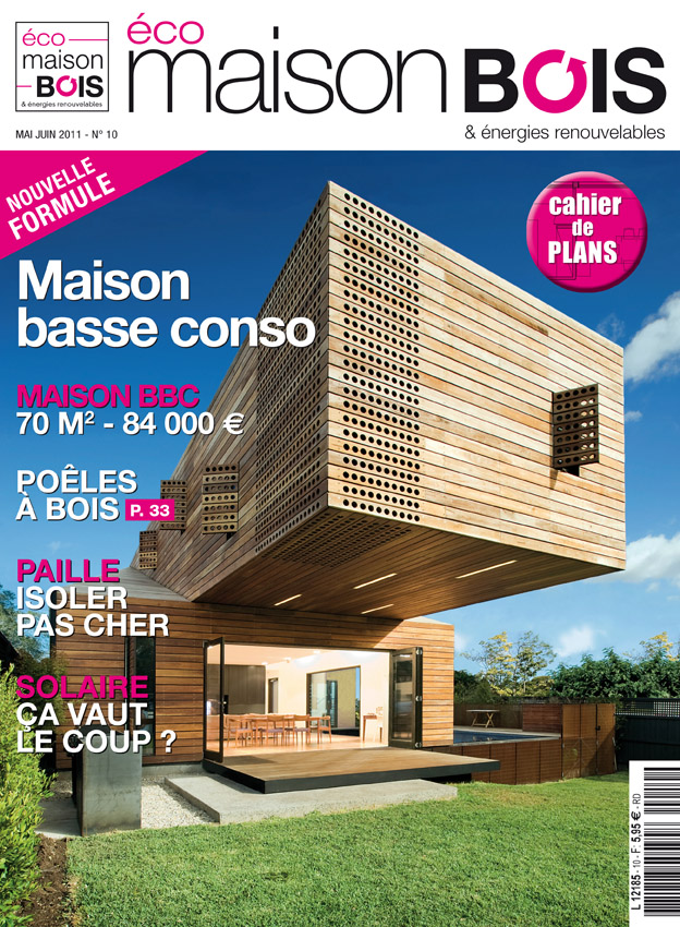 Les nouals magazine ecomaison bois mai juin 2011 - Maison bois eco ...