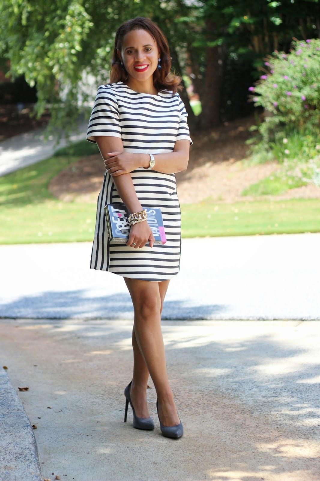 Topshop-stripe-dress