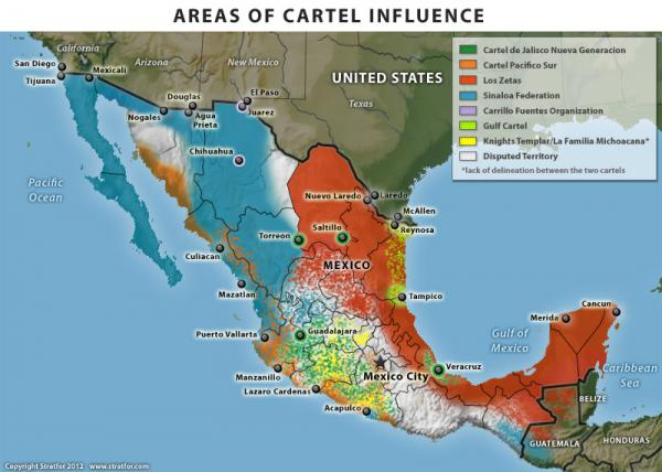 México's Cartels- What the Hell is Going On? | H/E