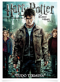 Filme Harry Potter e As Relíquias da Morte Parte 2 Dublado AVI DVDRip
