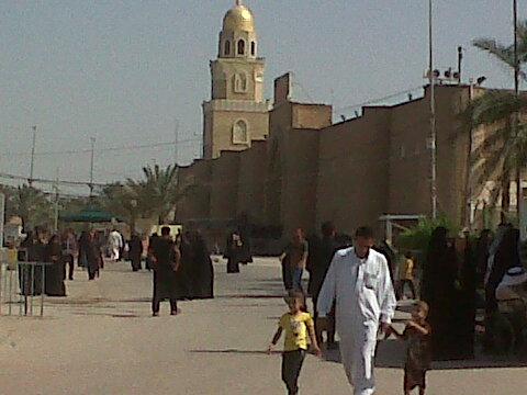 Saya di Irak, September 2014