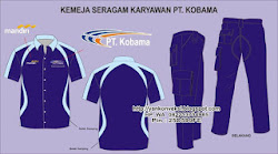 SERAGAM KARYAWAN PT