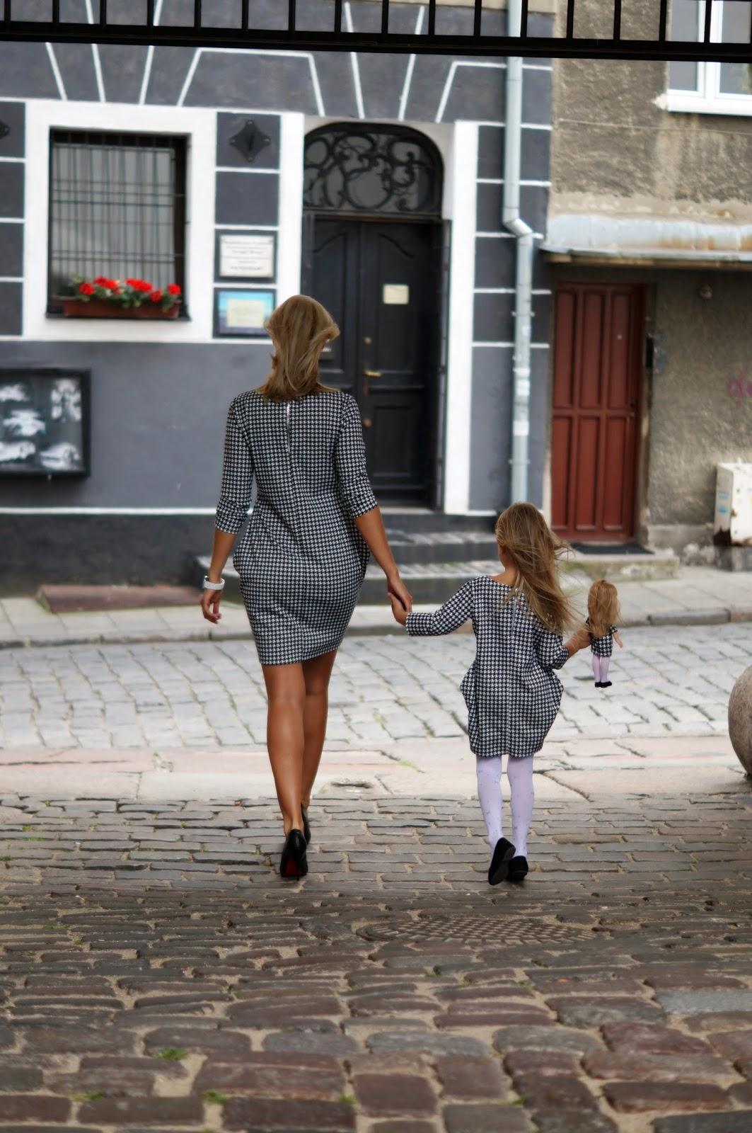 Blog o modzie DwaRazyW lalka taka sama jak ty la-lalla AW14 takie same mama i córka