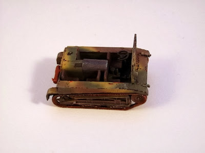 Details about  /First to Fight Model 1939 #3 C2P Polish Light Artillery Tractor 1//72 Scale