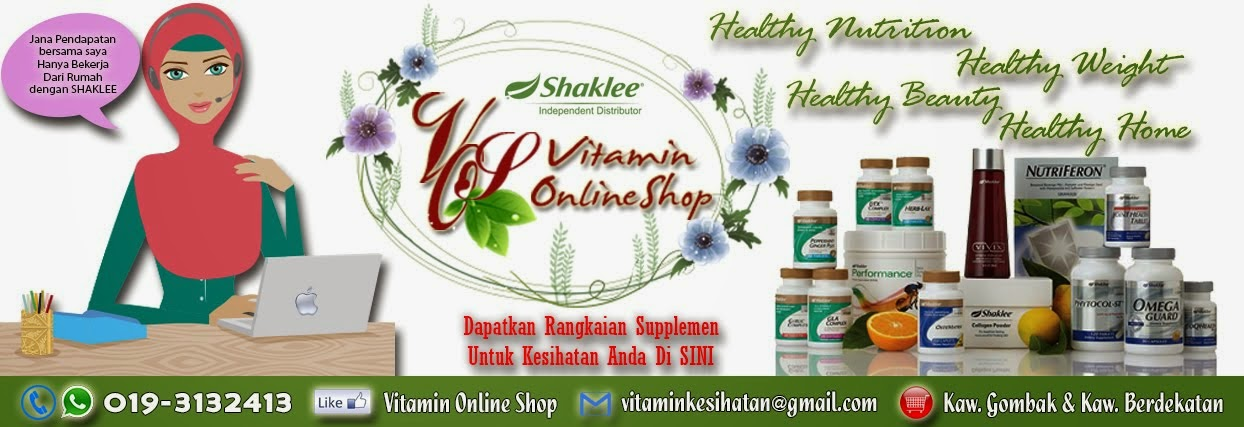 Vitamin Online Shop