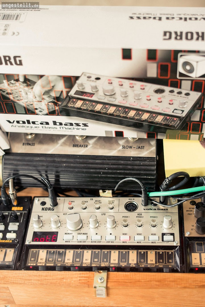 Volcarock Ambient Guitar Amp Analog Synths Here Are The