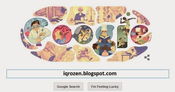 Gambar Google Doodle