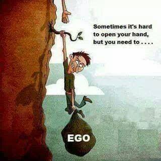 ego, pride, abundance
