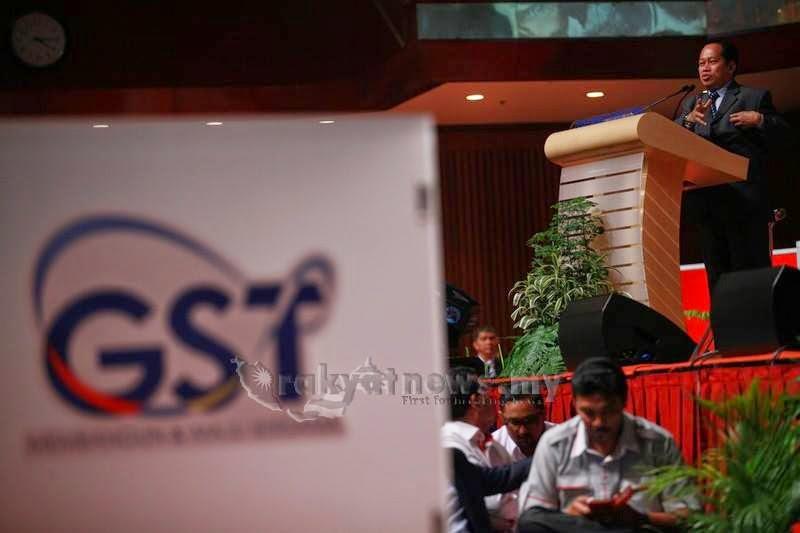 GST Selamatkan Malaysia Dari Kejatuhan Nilai Ringgit