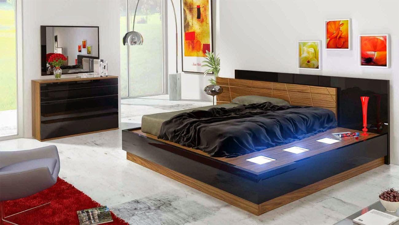 id e d 39 clairage int rieur pour chambre id es d co moderne. Black Bedroom Furniture Sets. Home Design Ideas