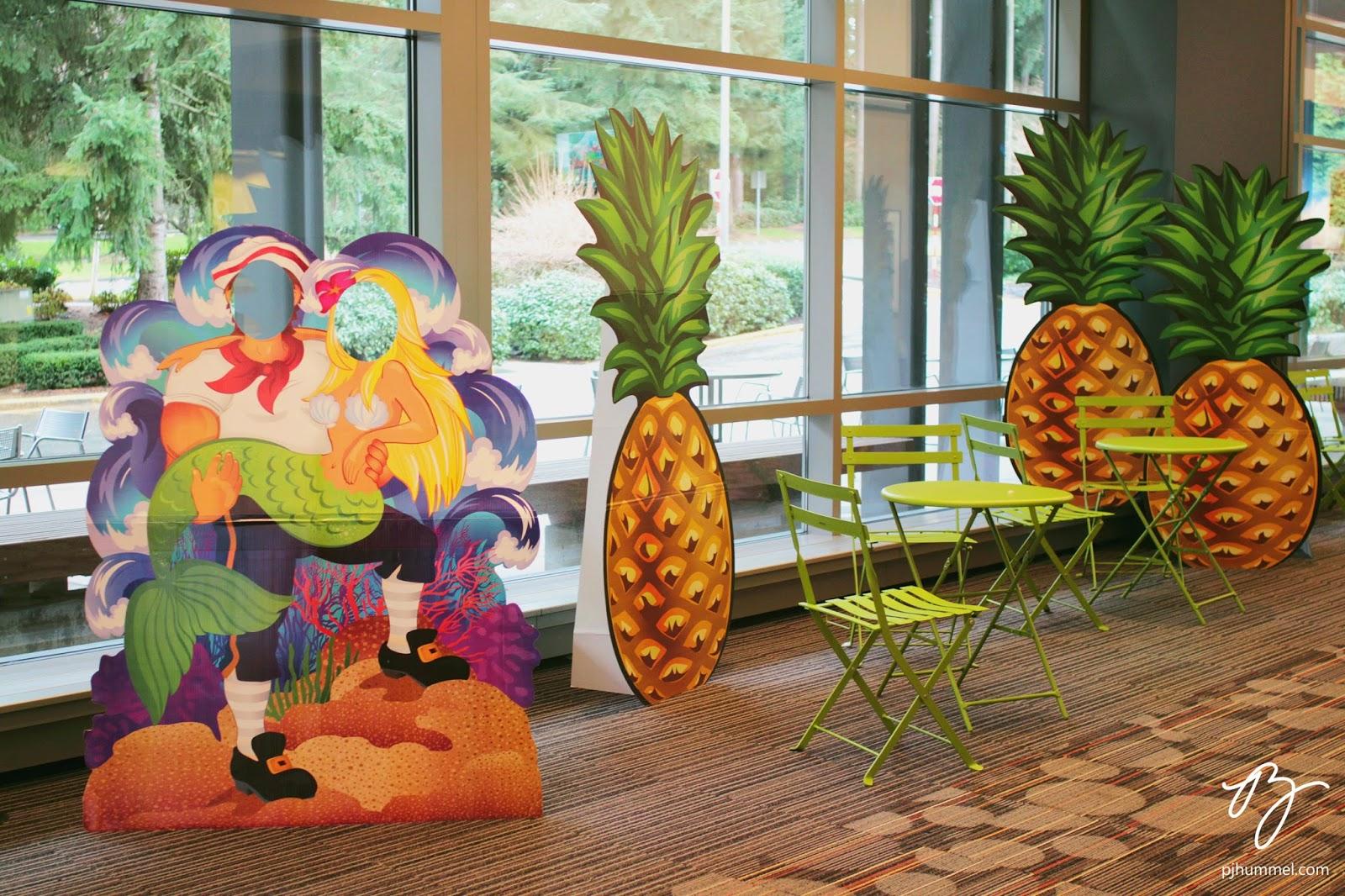pj hummel and company inc a tropical holiday