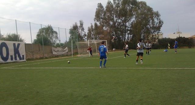 Αστέρι ο ΑΟΚ με το 1-1 επι της πρωτοπόρου Καλαμάτας