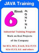 JAVA Six Week Summer Training