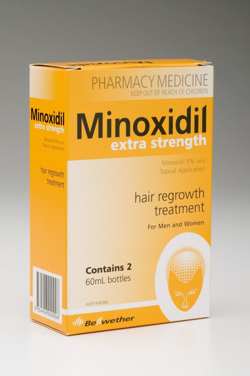 Minoxidil Generico No Rx