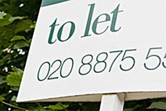 to let board Rising Rents encourage more Buy to Let Investors