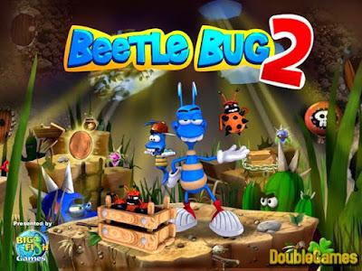 Beetle Bug 2 - Permainan Serangga Lucu dan Unik