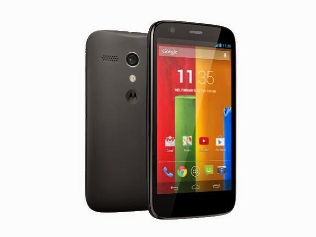 Spesifikasi dan Harga Motorola Moto G | Kitkat 4.4