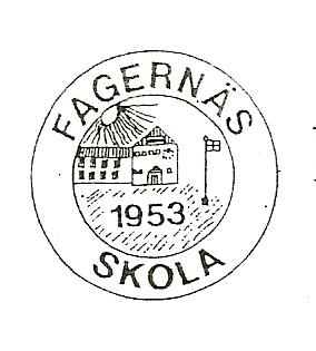 Fagernäs skola, hemsida: