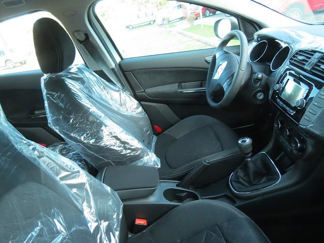 Fiat Bravo 2016 - interior