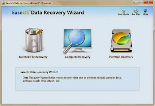 EaseUS Data Recovery Wizard Professional 7 Full Version Free Download
