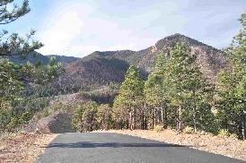 Country Road Colorado Springs coloradoviews.blogspot.com