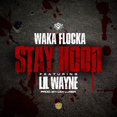 cover de stay hood de waka flocka con lil wayne